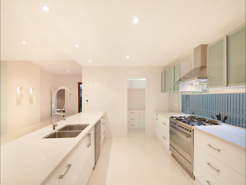 Latest Project - Interior kitchen